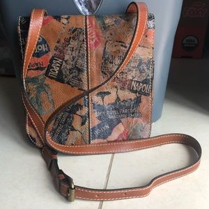 Patricia Nash World Traveler Crossbody Bag